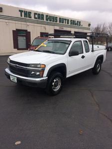 2008 Chevrolet Colorado Work Truck for sale VIN: 1GCDT19E188220810