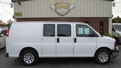 2013 Chevrolet Express 1500 Work Van for sale VIN: 1GCSGAF49D1149110