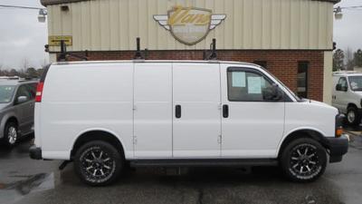 2013 Chevrolet Express 1500 Work Van for sale VIN: 1GCSHAF47D1102994
