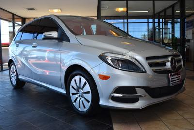 2015 Mercedes-Benz B-Class Electric Drive Base for sale VIN: WDDVP9ABXFJ005155