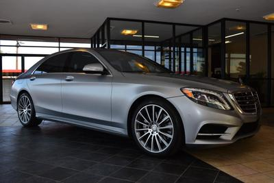 Mercedes-Benz S-Class 2016 for Sale in Scottsdale, AZ