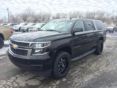 2015 Chevrolet Suburban 1500 LT for sale VIN: 1GNSKJKCXFR257257