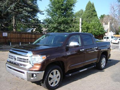 2014 Toyota Tundra 1794 for sale VIN: 5TFAW5F10EX408626