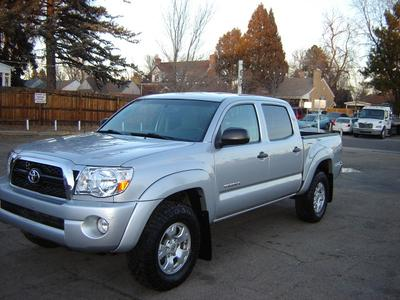 2011 Toyota Tacoma Double Cab for sale VIN: 5TFLU4ENXBX006928