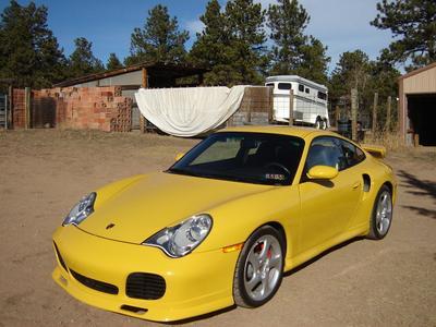 2002 Porsche 911 Carrera Turbo for sale VIN: WP0AB29922S686870