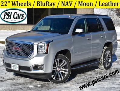 2018 GMC Yukon SLT for sale VIN: 1GKS2BKCXJR338559