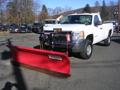 2008 Chevrolet Silverado 3500 Work Truck for sale VIN: 1GCHK34648E133095