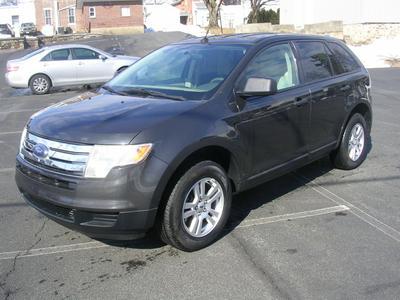 2007 Ford Edge SE for sale VIN: 2FMDK46C37BA63568
