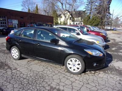 2012 Ford Focus SE for sale VIN: 1FAHP3F20CL225777