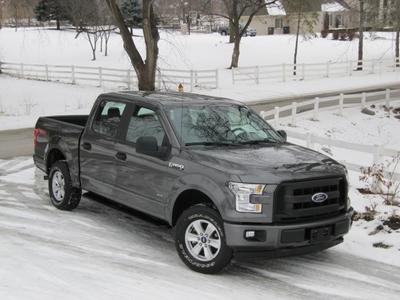 2017 Ford F-150 XL for sale VIN: 1FTEW1EP9HFB31968
