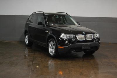 2008 BMW X3 3.0si for sale VIN: WBXPC93468WJ19949