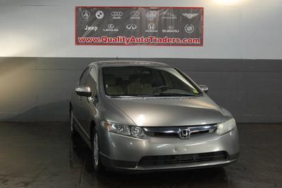 2007 Honda Civic Hybrid  for sale VIN: JHMFA36207S021820