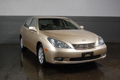 2002 Lexus ES 300  for sale VIN: JTHBF30G520040677