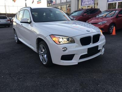 2015 BMW X1 xDrive 28i for sale VIN: WBAVL1C56FVY31490