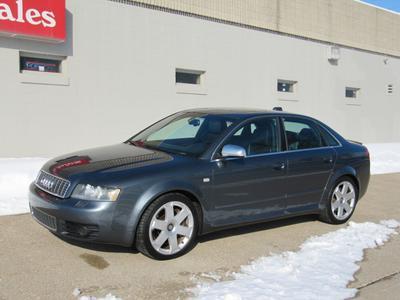 2004 Audi S4 4.2 quattro for sale VIN: WAUPL68E54A098738