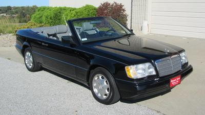 1995 Mercedes-Benz E-Class E320 Cabriolet for sale VIN: WDBEA66E2SC279816