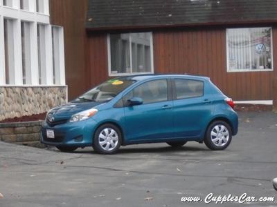 2014 Toyota Yaris LE for sale VIN: VNKKTUD34EA000667