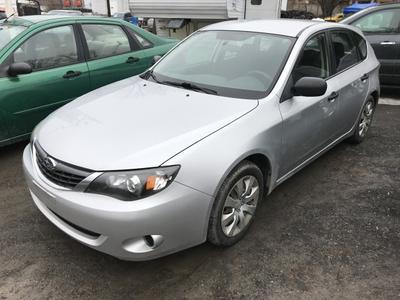 2008 Subaru Impreza 2.5i for sale VIN: JF1GH61638G824113
