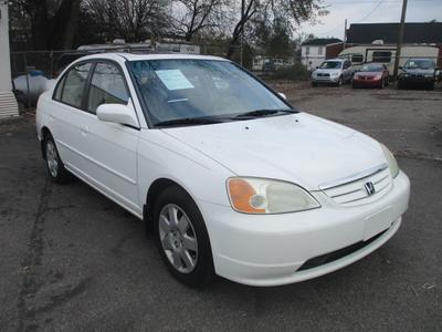 2002 Honda Civic EX for sale VIN: 1HGES26772L023200