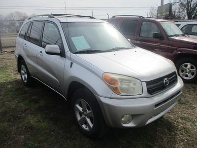 2004 Toyota RAV4  for sale VIN: JTEGD20VX40006786