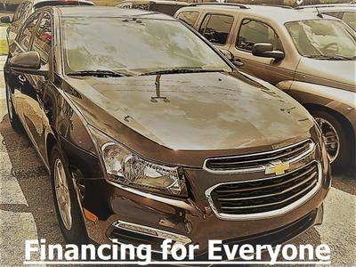 2016 Chevrolet Cruze Limited 1LT for sale VIN: 1G1PE5SB5G7103842