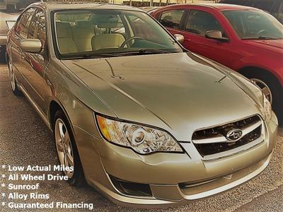 2009 Subaru Legacy 2.5 i Special Edition for sale VIN: 4S3BL616397235499
