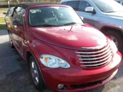 2007 Chrysler PT Cruiser Touring for sale VIN: 3C3JY55E07T570211