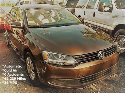 2014 Volkswagen Jetta Auto SE for sale VIN: 3VWD17AJ4EM254309
