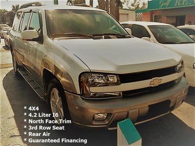 2003 Chevrolet TrailBlazer EXT LT for sale VIN: 1GNET16S036202518