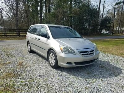 2007 Honda Odyssey LX for sale VIN: 5FNRL382X7B092994