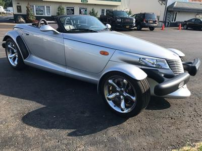 2000 Plymouth Prowler  for sale VIN: 1P3EW65G2YV603740