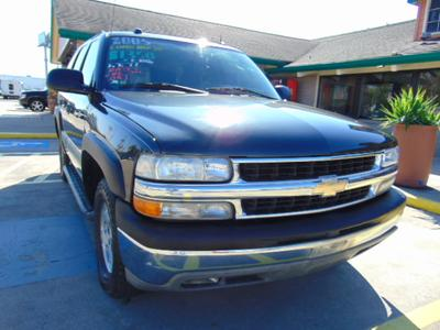 2005 Chevrolet Tahoe LS for sale VIN: 1GNEC13T05R236716