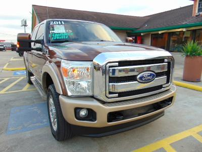 2011 Ford F-250 King Ranch for sale VIN: 1FT7W2BT1BEA25561