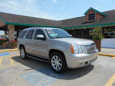 2008 GMC Yukon Denali for sale VIN: 1GKFK63868J143909