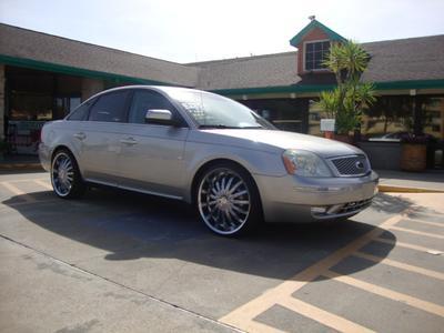 2007 Ford Five Hundred SEL for sale VIN: 1FAFP24107G107867