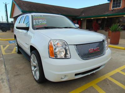 2007 GMC Yukon SLT for sale VIN: 1GKFC13J57R148845