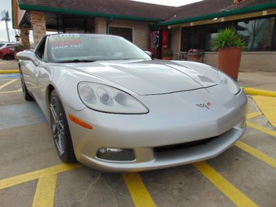 2008 Chevrolet Corvette  for sale VIN: 1G1YY26W685100629