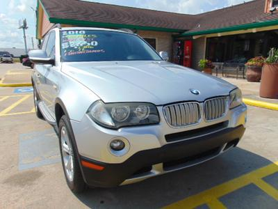 2010 BMW X3 xDrive30i for sale VIN: WBXPC9C41AWJ32971