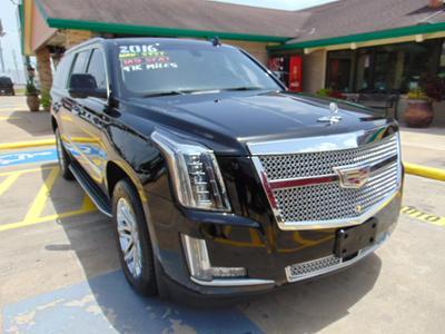 2016 Cadillac Escalade ESV Standard for sale VIN: 1GYS3GKJ6GR111599