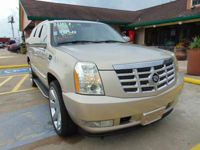 2007 Cadillac Escalade  for sale VIN: 1GYFK63887R166470