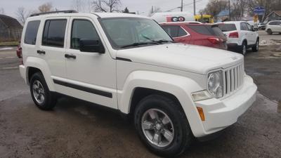 2008 Jeep Liberty Sport for sale VIN: 1J8GN28K48W226898