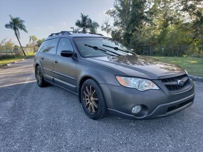 2008 Subaru Outback  for sale VIN: 4S4BP60C387339030
