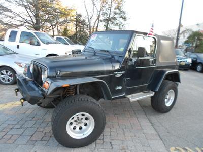 1999 Jeep Wrangler SE for sale VIN: 1J4FY29P5XP475542
