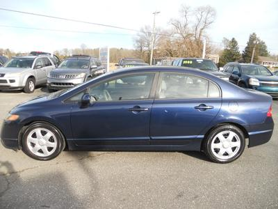 2008 Honda Civic LX for sale VIN: 1HGFA16598L095248