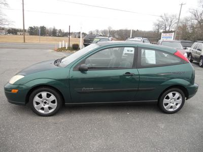 2001 Ford Focus ZX3 for sale VIN: 3FAFP31391R139616