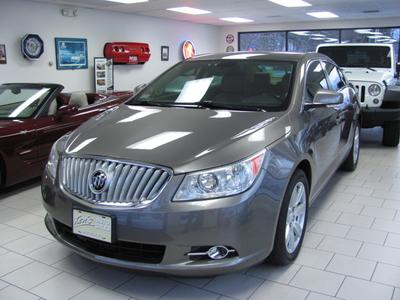 2011 Buick LaCrosse CXL for sale VIN: 1G4GC5ED9BF162476