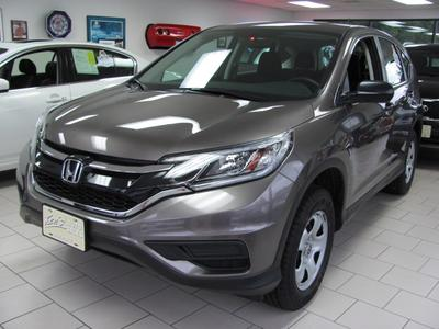 2015 Honda CR-V LX for sale VIN: 5J6RM4H37FL089925