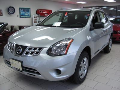 2015 Nissan Rogue Select S for sale VIN: JN8AS5MV2FW768073