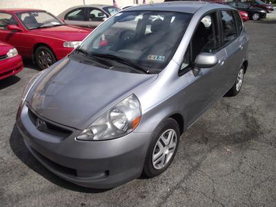 2007 Honda Fit  for sale VIN: JHMGD38447S046052