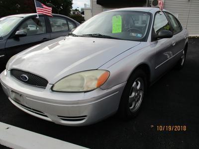 2007 Ford Taurus SE for sale VIN: 1FAFP53U27A213253